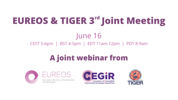 EUREOS & TIGERS 3rd Joint Webinar