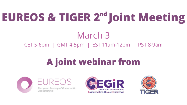 EUREOS & TIGERS 2nd Joint Webinar