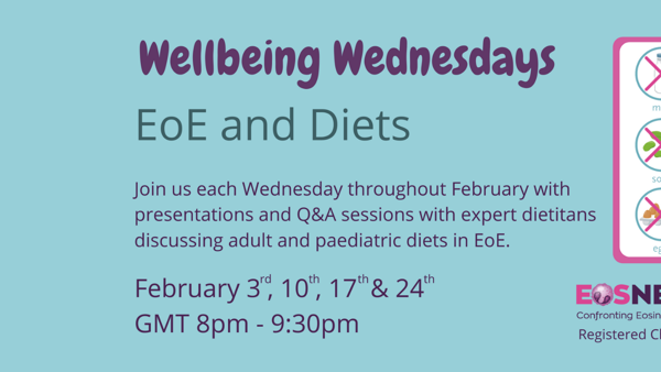 Wellbeing Wednesdays: EoE and Diets